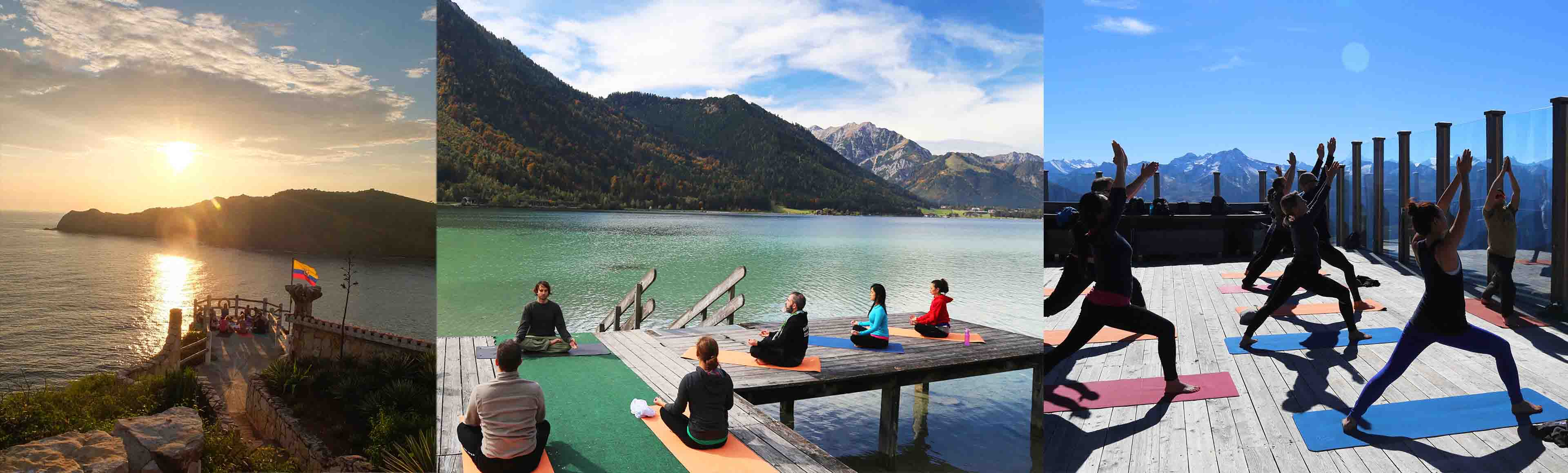 Sei dabei: Outdoor & Yoga Retreats!